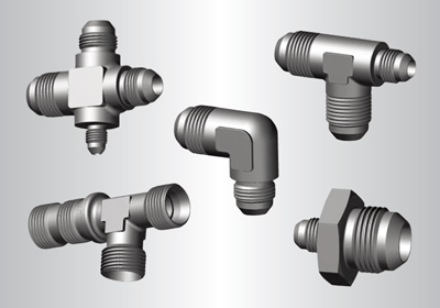 Aerospace Standard Fittings