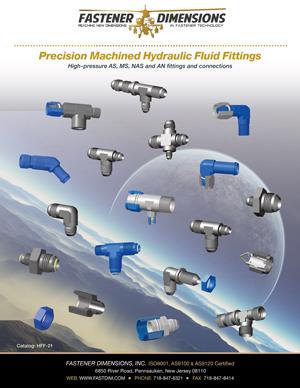Standard Fluid Fittings
