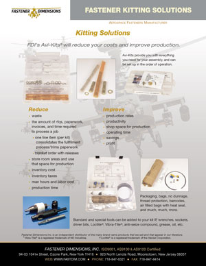 Kitting Solutions