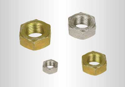 Chamfer Top Nuts