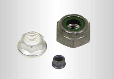 Heavy Hex Flange Nuts